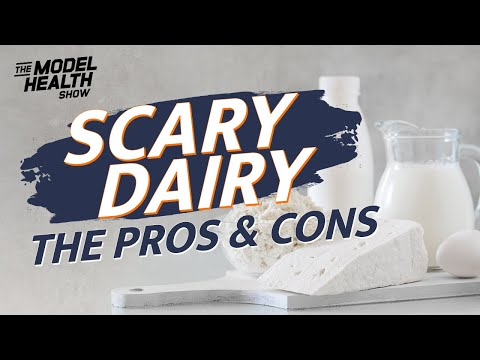 Scary Dairy – The Pros And Cons Of Consuming Dairy Products