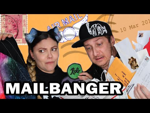 Opening Your Mail After 3 Years - MailBanger