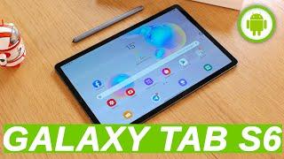 Il MEGLIO dei TABLET ANDROID | Recensione Samsung Galaxy Tab S6