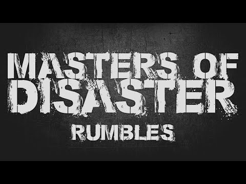 Masters Of Disaster - Rumbles