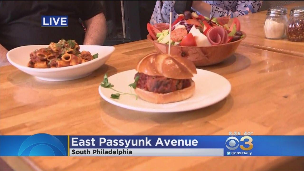 Restaurant Week On East Passyunk Avenue Youtube