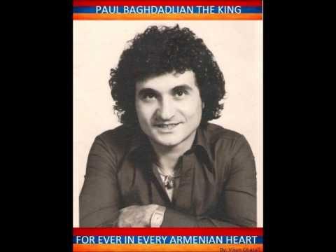 Paul Baghdadlian - Heranal chem karogh .wmv