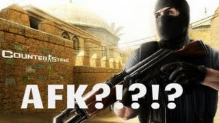 Fake AFKing Almost Clutch | CS:GO