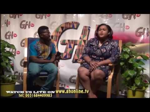 GH TV HOLLAND Live Stream. VIVIAN JILL TELLS HER STORY