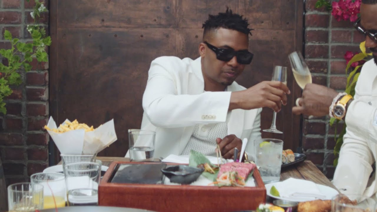 Nas - Brunch on Sundays feat. Blxst (Official Video)