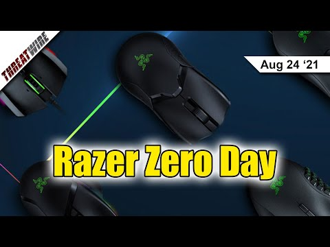 Razer Mice + Microsoft Windows = Privilege Escalation - ThreatWire