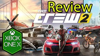 The Crew 2 Xbox One X Gameplay Review