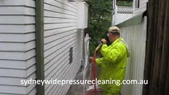 House Washing Sydney (soft wash)