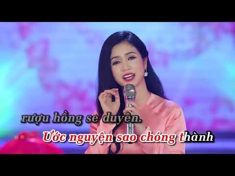 [KARAOKE - BEAT] Cánh Thiệp Đầu Xuân - Phương Anh - Nhạc Xuân Canh Tí 2020