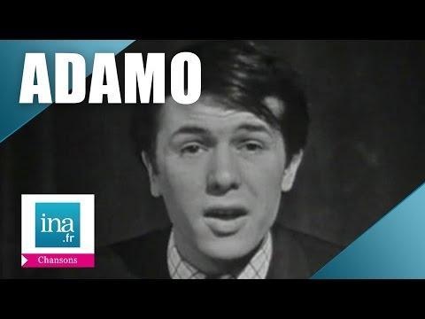 """Adamo """"La nuit"""" (live officiel)   Archive INA"""