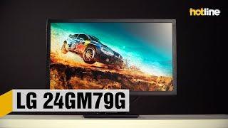 LG 24GM79G — обзор игрового монитора