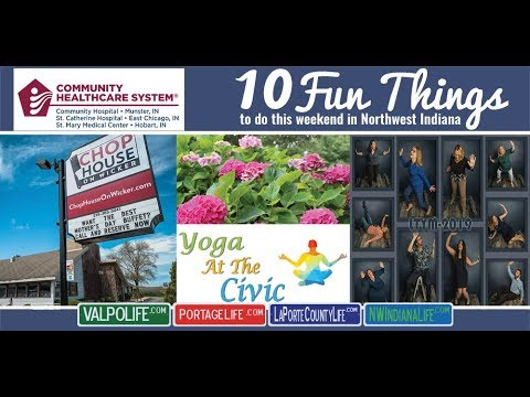10 Fun Things to do this Weekend in Northwest...