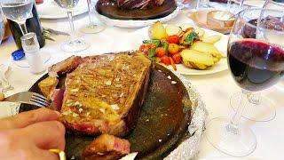 Мясо на камнях. Vlog 11.2016