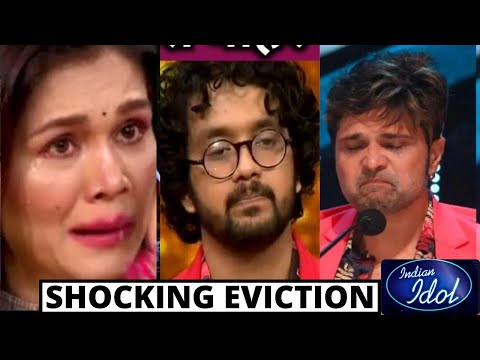 Shocking Elimination of indian idol 12 1 August 2021 - Today Episode - Nihal Tauro, Arunita Kanjilal
