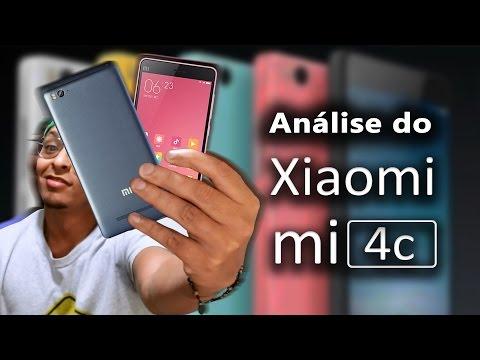 Review  Análise do Xiaomi mi4c, um top que não chegou aqui!