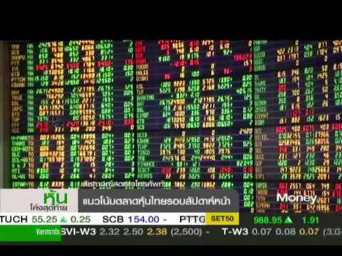 """หุ้นโค้งสุดท้าย """"แนวโน้มตลาดหุ้นไทยรอบสัปดาห์หน้า"""" / 17 ก.พ. 60"""