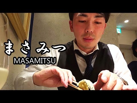 MASAMITSU: Secret Tempura restaurant! Enjoy the invitation only restaurant's unique tempura.