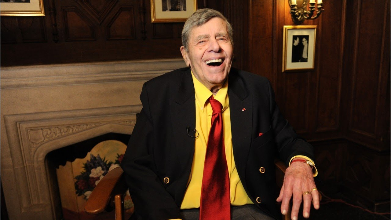 BREAKING: Comedian and showbiz veteran Jerry Lewis dead at 91