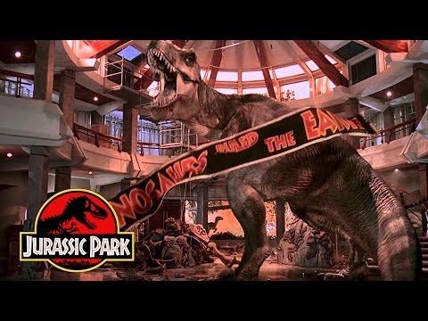 Best Roars In the Jurassic Park Franchise