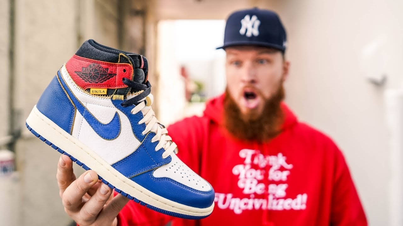 17782d412eb9 IS THE UNION LA JORDAN 1 WORTH THE HYPE ! - YouTube