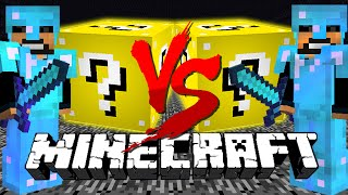 Minecraft: LUCKY BLOCK CHALLENGE   LUCKY VANILLA...NOT