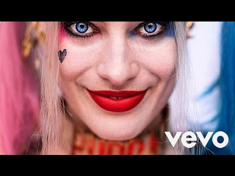 Harley Quinn Music Video - You Don't Own Me (Grace feat. G-Eazy)