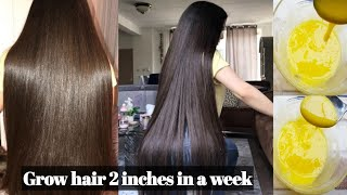 Hair Growth Hacks Hair Care Tips Tricks Every Girl Should know Thin to Thick Hair Long Hair