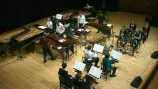 "Steve Reich ""Music for 18 Musicians""-Section II"