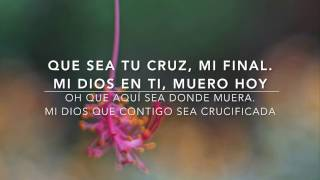 Lauren Daigle  -  ONCE AND FOR ALL  - Español