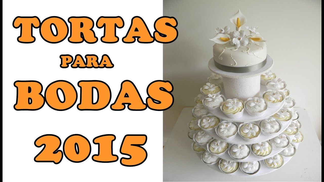TORTAS PARA BODAS / PASTEL PARA MATRIMONIOS