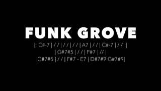Backing Tracks - Funk Db