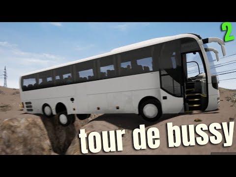 tour de bussy #2 - Tourist Bus Simulator