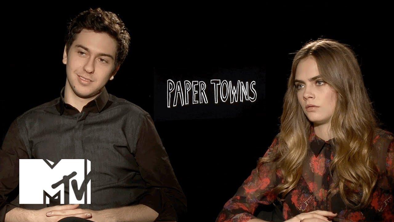 Film Paper cities. Actors Nat Vulff and Kara Delevin