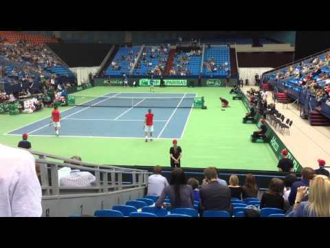 3.Tennis in Moscow