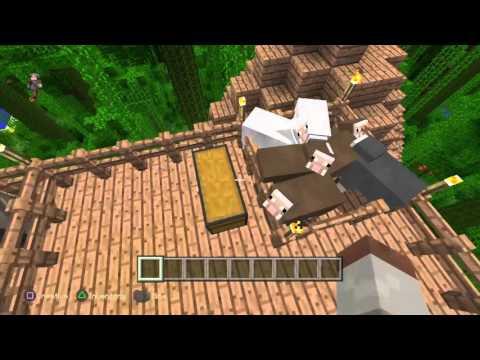 Minecraft : geography jungle hotel