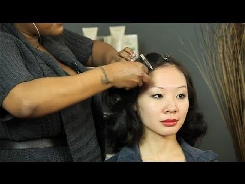 "How to Get Hair Like Nicole Kidman in ""Moulin Rouge"" : Hair Topics"