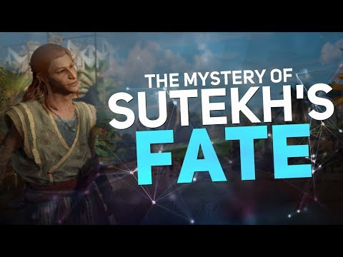 Assassin's Creed Origins: Curse of the Pharaohs - The Mystery of Sutekh's Fate