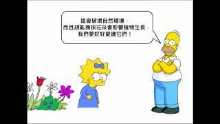 常識科︰愛護植物(一年級)