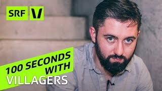 Villagers: 100 Seconds with Conor O