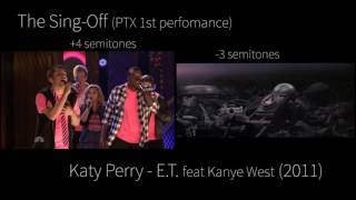 E.T. - Katy Perry / Pentatonix (Side by Side)