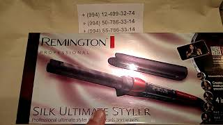 фен Remington CI 2725 обзор