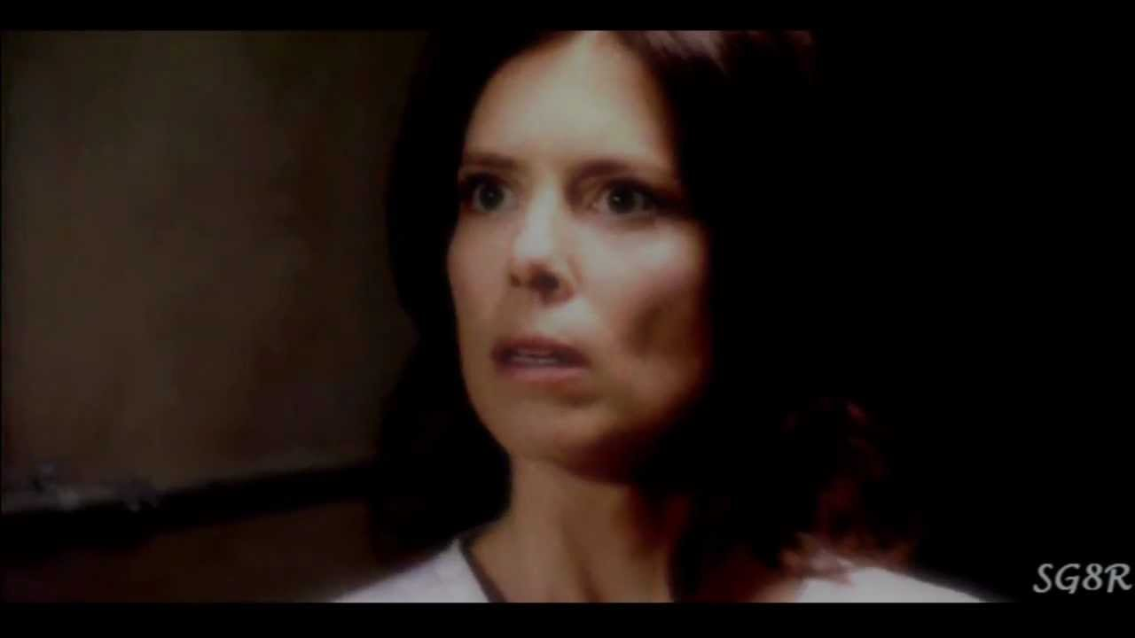 Stargate Atlantis: John & Elizabeth: