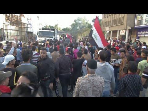 أمريكا تهدد بفرض عقوبات على قتلة المحتجين في العراق  - نشر قبل 36 دقيقة