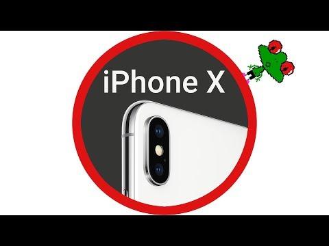 iPhone X  - Es gibt ein großes Problem! (Deutsch)