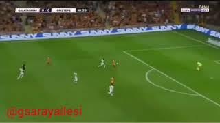 Galatasaray-göztepe Macı Golu