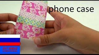 Обновляем украшаем старый чехол для телефона