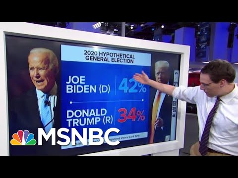 How Electable Is Joe Biden? | MTP Daily | MSNBC
