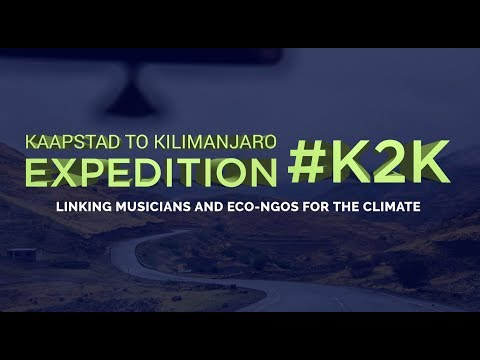 Conservation Music's Expedition #K2K