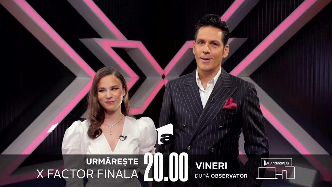 Andrada te-a emoționat până la lacrimi? Nu uita să o votezi la 1313 | Finala | The X Factor România