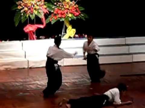 30 năm Nhà thiếu nhi Q.Tân Bình - Phần 2/3 - Aikido Meidokan Dojo 合気道明道館道場